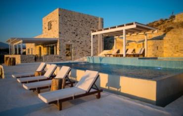 Villa  Inia - Strandvilla in Pitsidia -